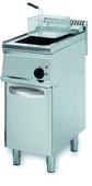 Elektro-Fritteuse 1 Becken 1x 14 Liter Standgerät - 10314001 - KBS Gastrotechnik