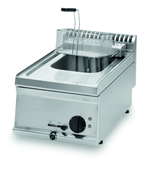 Elektro-Fritteuse 1 Becken 1x 8 Liter Tischgerät - 10314006 - KBS Gastrotechnik