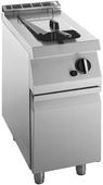 Gas-Fritteuse 1 Becken 15 L. Standgerät 10kW - 10424403 - KBS Gastrotechnik