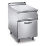 Neutralelement B 600 mm ohne Schublade offener Unterbau - 10509410 - KBS Gastrotechnik
