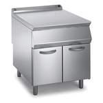 Neutralelement B 800mm ohne Schublade offener Unterbau - 10509416 - KBS Gastrotechnik