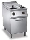 Elektro-Fritteuse 2 Becken je 10 L Standgerät 18kW - 10514404 - KBS Gastrotechnik
