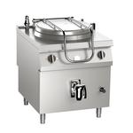 Elektro-Kochkessel 150 L 21kW indirekte Hitze - 10518401 - KBS Gastrotechnik