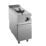 Gas-Fritteuse 1 Becken 15 L Standgerät 14kW - 10524402 - KBS Gastrotechnik