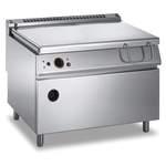 Gas-Kipp-Bratpfanne 120 L Compound-Stahl  24 kW - 10527406 - KBS Gastrotechnik