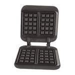 Wechselplattenset BRUXELLES für Waffeleisen mit wechselbaren Platten - 10900008 - KBS Gastrotechnik