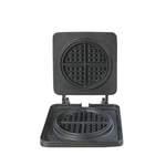 Wechselplattenset AMERICAN für Waffeleisen mit wechselbaren Platten - 10900012 - KBS Gastrotechnik