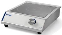 Induktions-Kochfläche Hartglaskeramikfläche 3,5 kW - 10911007 - KBS Gastrotechnik