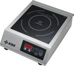 Induktions-Kochfläche mit Soft-Touch 3,5KW, Schott-Ceran - 10911010 - KBS Gastrotechnik