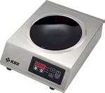 10911011 Induktions-Wok 3,5kW Soft-Touch KBS Gastrotechnik