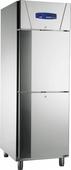 Edelstahlkühlschrank 2türig KU 720 2T Fisch - 110747 KBS-Gastrotechnik