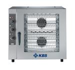 Konvektionsofen, elektro, 7x GN 1/1  - 11112005 - KBS Gastrotechnik