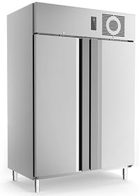 Edelstahlkühlschrank KU 1425 - 111447 - KBS Gastrotechnik