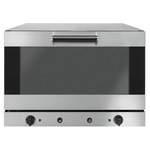 Heißluftofen elektro 6,7 kW  Grill,Befeuchter+FAST Funktion - 11212002 - KBS Gastrotechnik