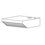Aufsatzhaube für Öfen 5 - 10 EN - 11290009 - KBS Gastrotechnik
