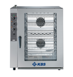 Kombidämpfer, elektro, 10x GN 1/1  - 11311003 - KBS Gastrotechnik