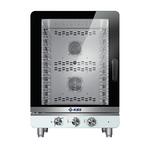 Kombidämpfer  10x GN 1/1 M-Steuerung - 11311013 - KBS Gastrotechnik