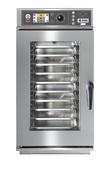 Kombidämpfer 10 GN 1/1 inkl. Kerntemperaturfühler - 11613005 - KBS Gastrotechnik