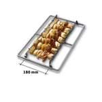 Spießgrill für Fleisch und Fisch GN 1/1 Spießlänge 23 cm - 11690054M - KBS Gastrotechnik