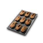 Grillrost teflonbeschichtet für Fisch und Fleisch, GN 1/1 - 11690061 - KBS Gastrotechnik