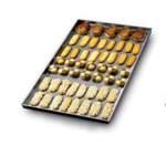 Backblech GN 1/1-20, gelocht Aluminium - 11690063 - KBS Gastrotechnik