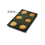 Formblech GN2/1 teflonbeschichtet für flüssige Teigmassen GN1/1 - 11690074 - KBS Gastrotechnik