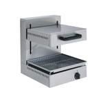 Salamander 2kW 3-seitig offen höhenverstellbare Luftheizung - 12012001 - KBS Gastrotechnik