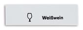 Weißwein-Clip für Spülkörbe KBS Gastrotechnik