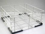 Gläserkorb aus Draht  3-reihig 170mm - 121016 - KBS Gastrotechnik