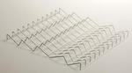 Tassenkorbeinsatz Auflage aus Draht - 121019 - KBS Gastrotechnik