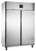 Edelstahltiefkühlschrank-2türig TKU 1418 121441 KBS Gastrotechnik