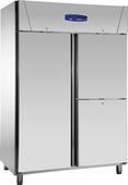 Edelstahltiefkühlschrank 3türig TKU 1420 3türig - 121445 KBS-Gastrotechnik