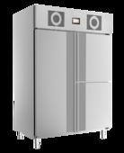 Edelstahl Tiefkühlschrank TKU1425 3türig - 121446 - KBS Gastrotechnik