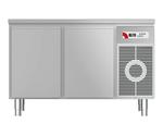 Kühltisch ohne Arbeitsplatte KTF 2200 M - 152200 - KBS Gastrotechnik