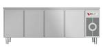 Kühltisch ohne Arbeitsplatte KTF 4200 O Zentralkühlung - 153400 - KBS Gastrotechnik