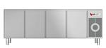 Kühltisch mit Arbeitsplatte KTF 4210 O Zentralkühlung - 153410 - KBS Gastrotechnik