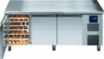 BKTF 3020 M Bäckereikühltisch Arbeitsplatte und Aufkantung - 170320 - KBS Gastrotechnik