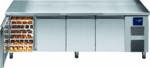BKTF 4020 M Bäckereikühltisch Arbeitsplatte und Aufkantung - 170420 - KBS Gastrotechnik