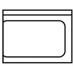 Universal-Ablauftisch  - 20390015 - KBS Gastrotechnik