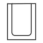 Universal-Ablauftisch  - 20390018 - KBS Gastrotechnik