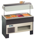 Salatbar,Frühstück-Dessertbuffet Proxima 3 M - 23500080 - KBS Gastrotechnik