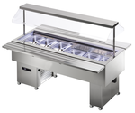 Salatbar Isola 6M VT Inox - 23500155 - KBS Gastrotechnik
