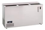 Edelstahl Flaschentruhe Getränkekühltruhe AL 150 - 302150 - KBS Gastrotechnik