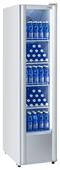 Glastürkühlschrank KBS 326 G Slim weiß - 302325 - KBS Gastrotechnik