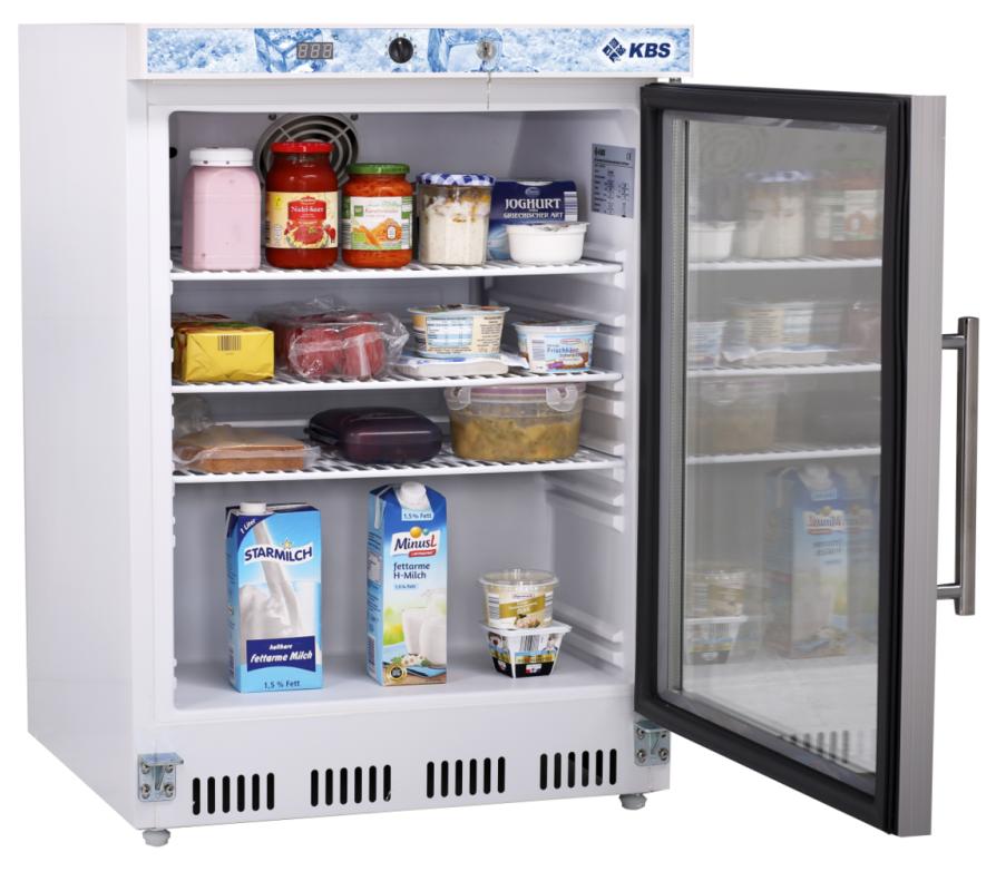 Glastürkühlschränke - KBS Gastrotechnik