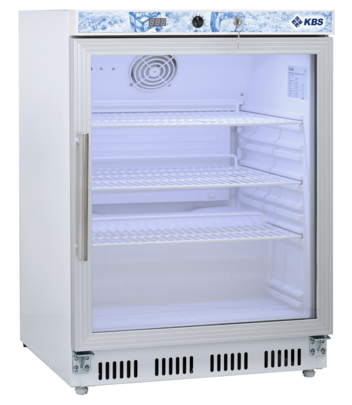 Glastürkühlschrank KBS 202 GU - KBS Gastrotechnik