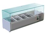 Kühlaufsatz RX1200 (Glas) - 340120 - KBS Gastrotechnik