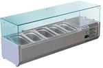 Kühlaufsatz RX1400 (Glas) - 340141 - KBS Gastrotechnik