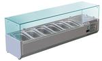 Kühlaufsatz RX1500 (Glas) - 340150 - KBS Gastrotechnik