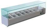 Kühlaufsatz RX1600 (Glas) - 340160 - KBS Gastrotechnik